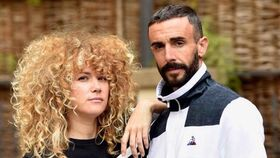 Azahara y Juanma, en una fotografía de sus redes sociales.