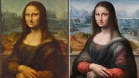 El posible resultado de 'La Gioconda' tras su restauración.