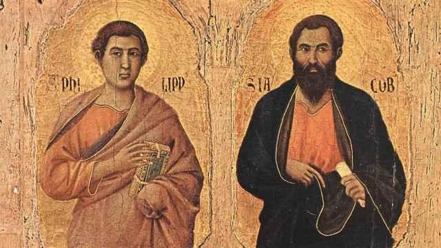 San Felipe y Santiago, apóstoles