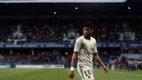 Neymar ante el Montpellier
