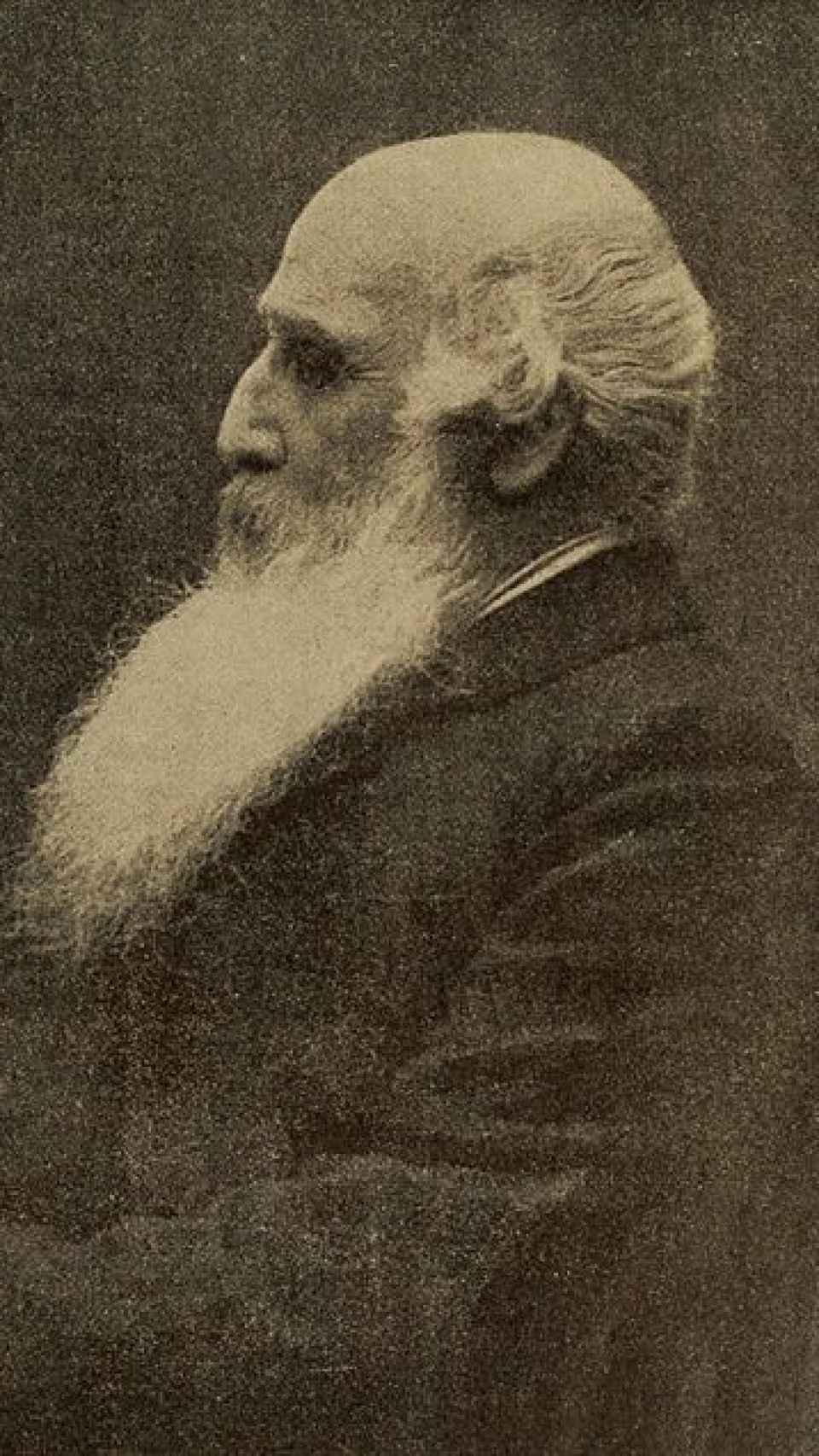 El pintor Camille Pissarro.