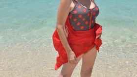 Isabel Pantoja en una fotografía promocional de 'Supervivientes'.