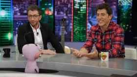 Manel Fuentes pasó por el programa de Pablo Motos para presentar su nuevo 'talent show'.