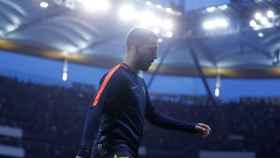 Hazard, con el Chelsea