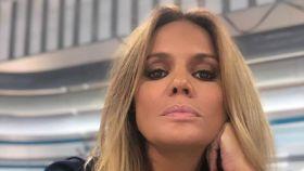 Marta López en una imagen de Instagram.