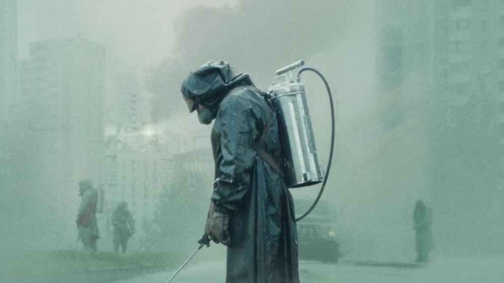 Fotograma de 'Chernobyl', la miniserie de HBO.