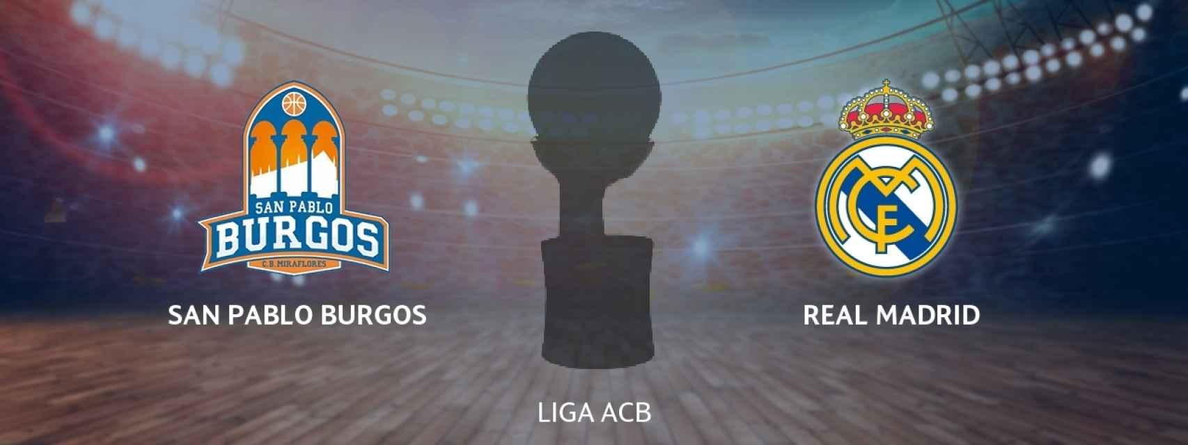 San Pablo Burgos - Real Madrid