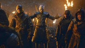 'Juego de tronos 8x03': el actor español que estuvo en la batalla de Invernalia pero nadie vio