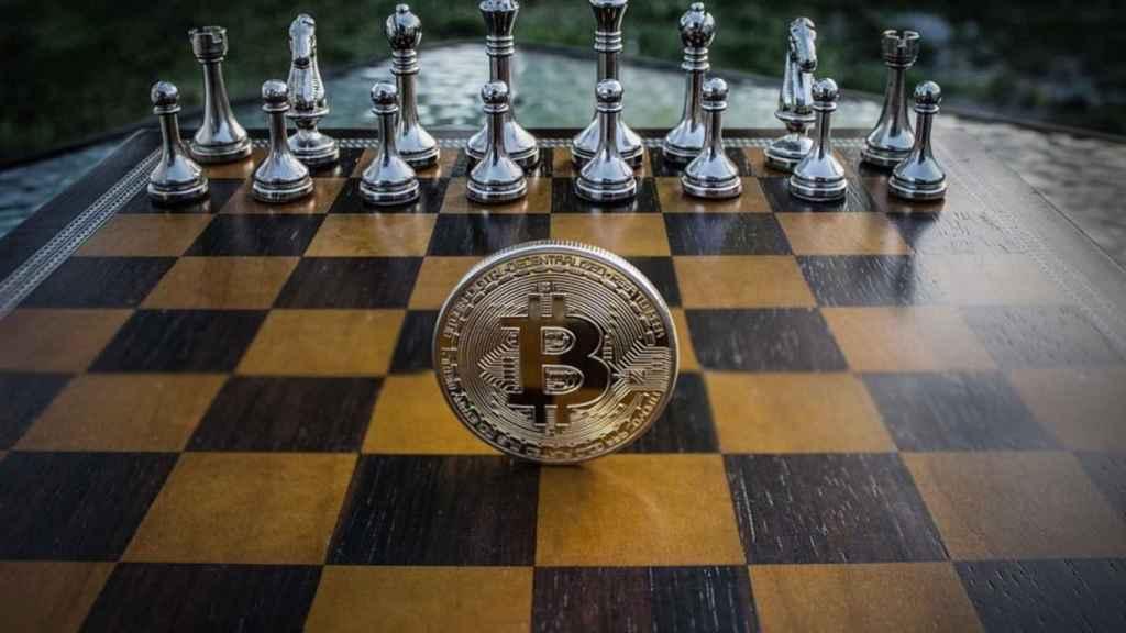 Imagen referencial sobre el bitcoin.