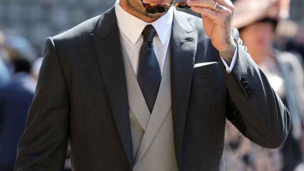 David Beckham, uno de los futbolistas más buscados en páginas pornográficas.