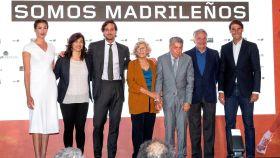 Presentación del Mutua Madrid Open en el Museo del Prado