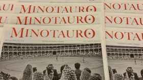 """Decenas de """"Minotauro"""" en su presentación en Sevilla. La foto de portada es de Aitor Lara"""