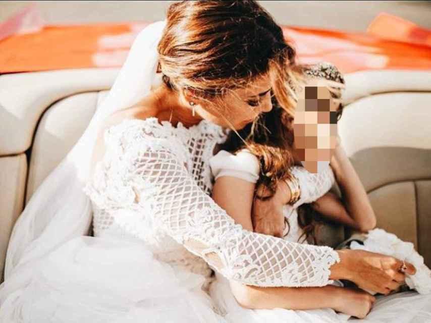 Elena Tablada ha publicado otra imagen junto a su hija, Ella.