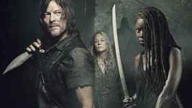 """Queda 'The Walking Dead' para rato:  """"Estamos ampliando la franquicia"""""""