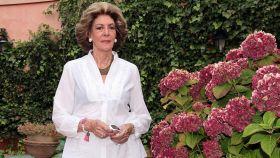 Pitita Ridruejo, una de las grandes damas de la sociedad española.