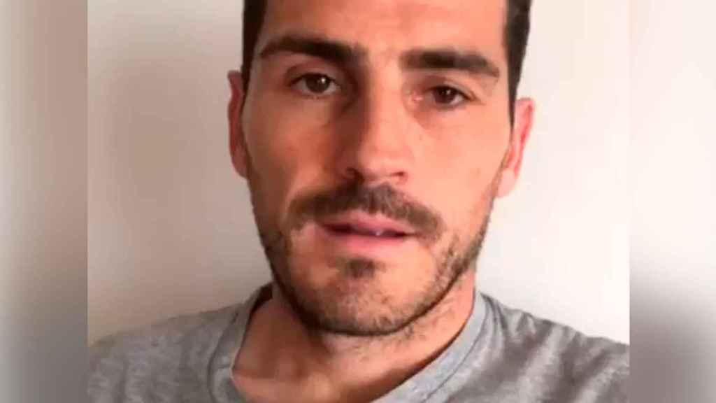 El emotivo mensaje de Iker Casillas en Instagram tras dejar el hospital