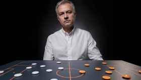 José Mourinho, en The Coaches Voice. Foto: coachesvoice.com