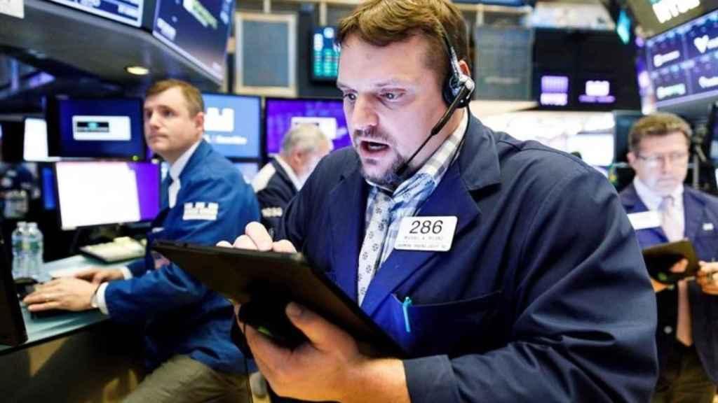 Imagen de Wall Street.