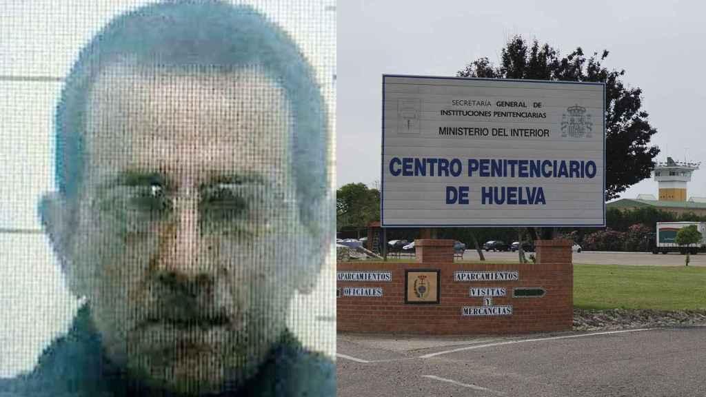 Miguel Ángel Ferrer Sánchez, gaditano de 56 años, es el preso que intentó quitarse la vida a las pocas horas de quedar en libertad.