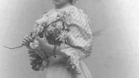 Pilar Valderrama, la Guiomar de Machado.