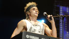 Nacho Cano, en un concierto benéfico en 2010.