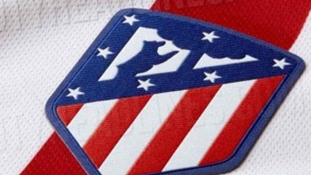 La nueva equipación del Atlético de Madrid para la temporada 2019/2020