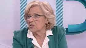 Carmena no descarta un gobierno de coalición con Pepu Hernández