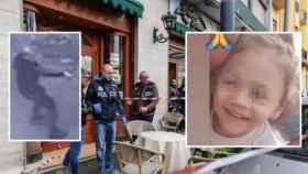 La pequeña fue víctima de un tiroteo de mafiosos