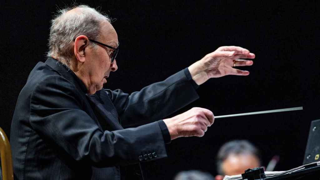 El éxtasis de Morricone: el genio que puso música al cine se despide con un histórico concierto