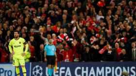 Messi en Anfield