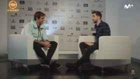 Federer, con Broncano en La Resistencia