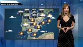 El tiempo: pronóstico para el viernes 10 de mayo