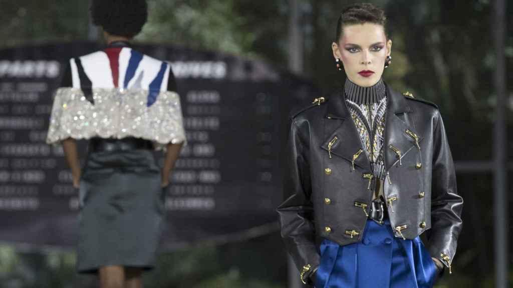 La nueva colección crucero de Louis Vuitton.