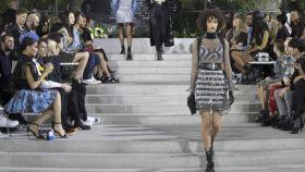 Desfile de Louis Vuitton en Nueva York.