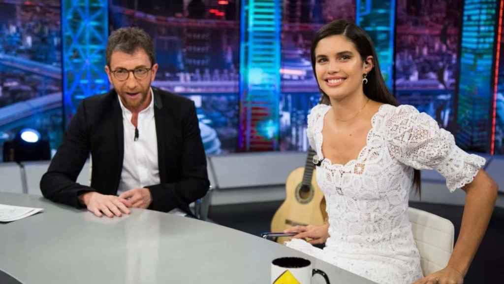 Sara Sampaio en El Hormiguero