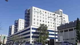 Imagen del Hospital Puerta del Mar.