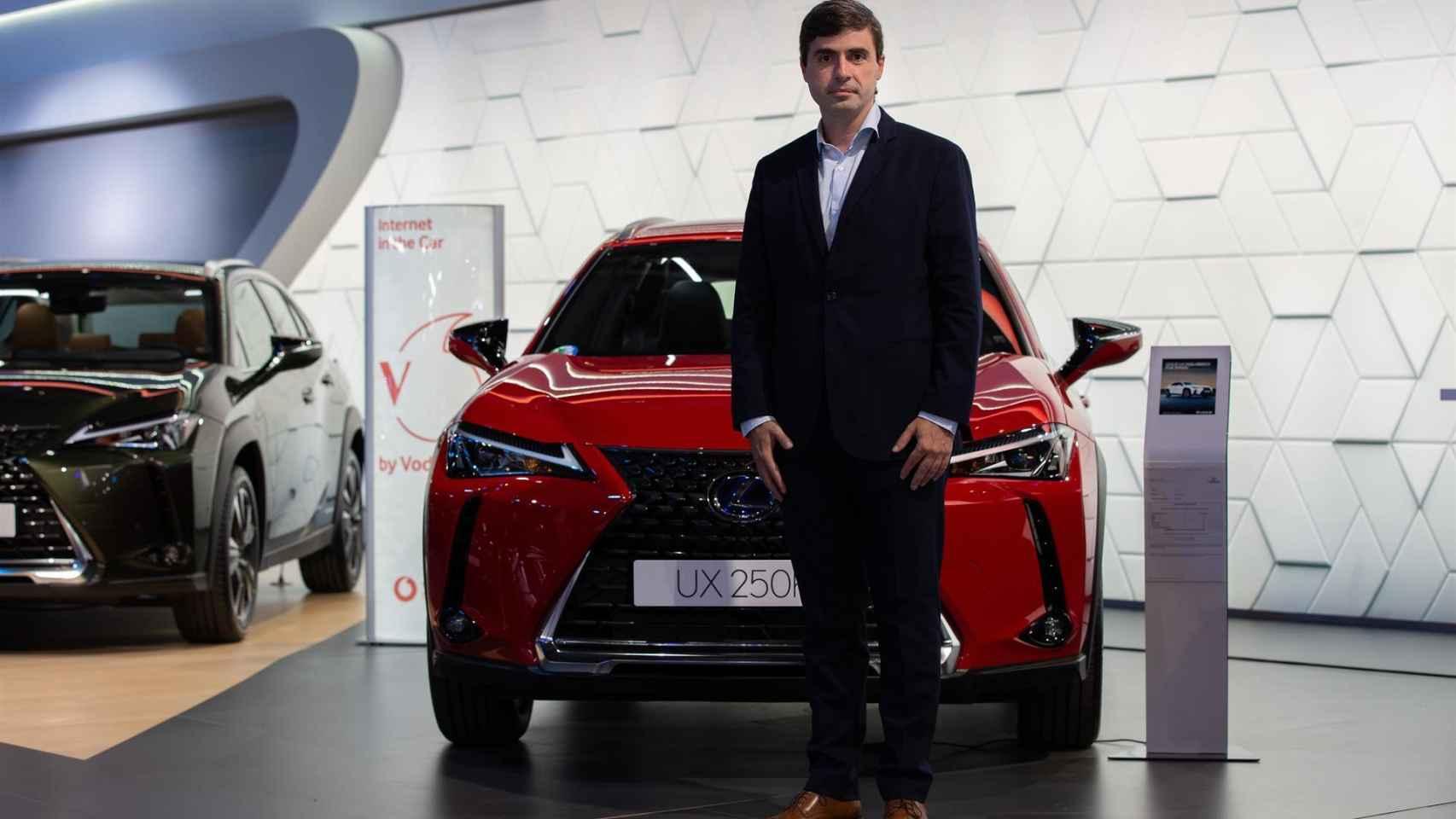 Vodafone y Lexus se alían para ofrecer internet en sus coches de España