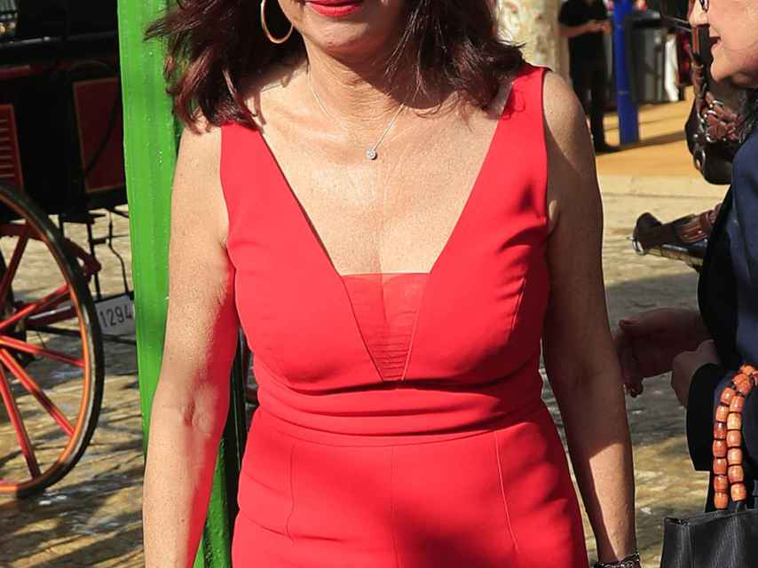 Ana Rosa Quintana siente una gran pasión por Andalucía.