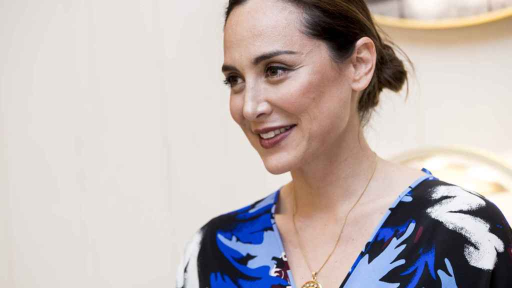 Tamara Falcó, concursante 'Master Chef Celebrity 4'