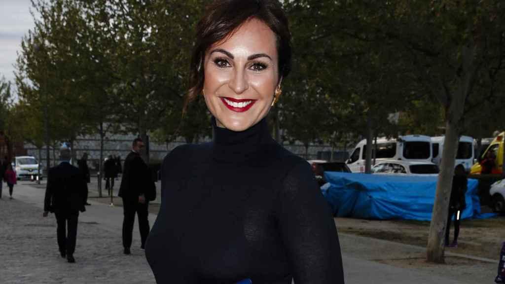 Ana Milán, concursante 'Master Chef Celebrity 4'