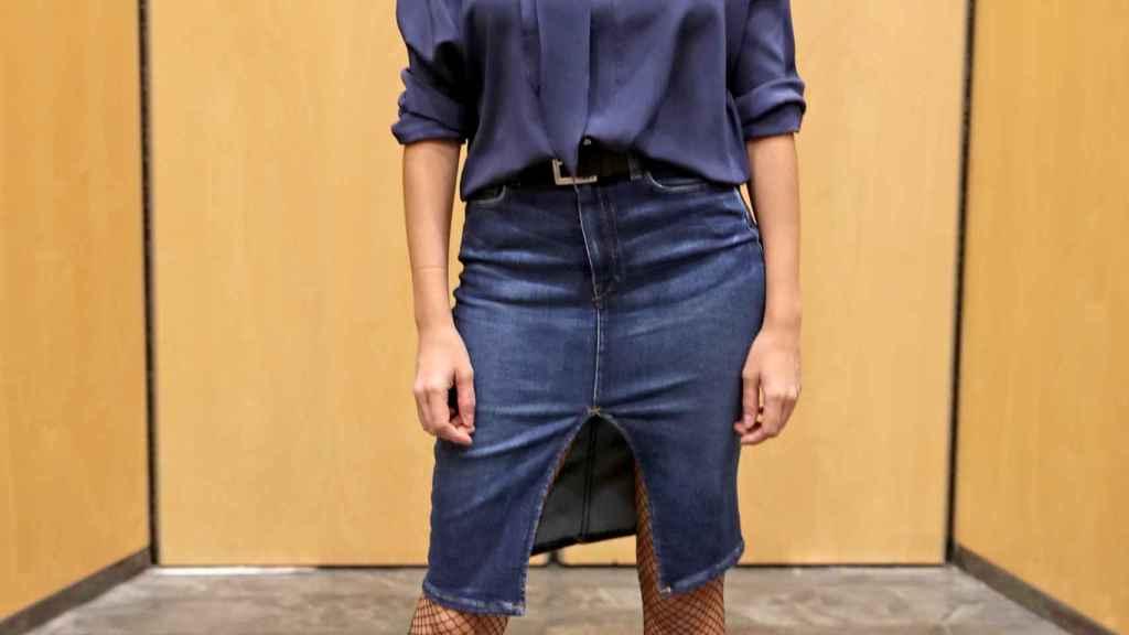 Almudena Cid, concursante 'Master Chef Celebrity 4'