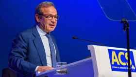 Marcelino Fernández Verdes, consejero delegado de Hochtief y ACS.