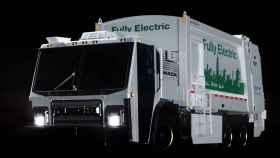 Camión eléctrico de Volvo 1