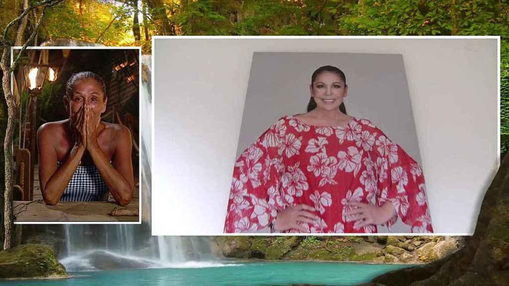 Isabel Pantoja ya tiene su foto en los pasillos de Mediaset: Ma-ra-vi-llo-so