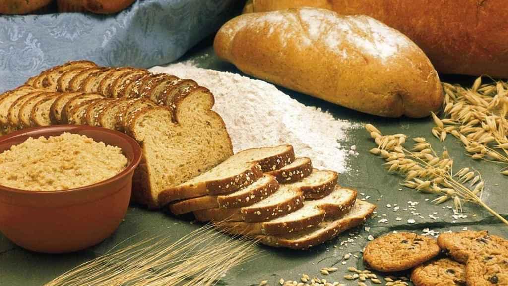 Dos tipos diferentes de pan