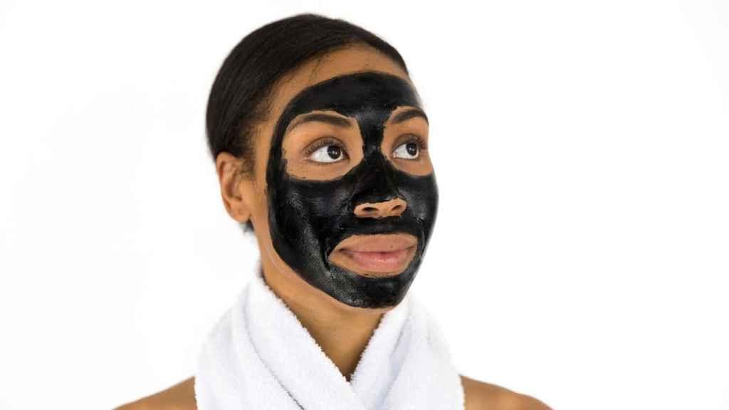 Mascarilla facial para pieles grasas, secas y mixtas