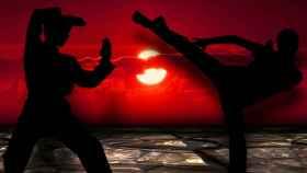 Aprende el arte marcial Muay Thai desde casa