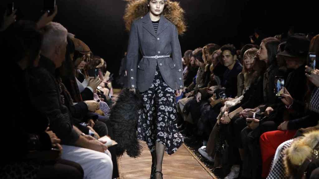 Desfile de la Semana de la Moda de Nueva York.