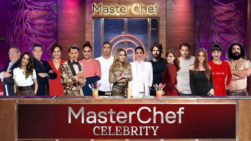 Los 15 aspirantes a convertirse en el nuevo ganador de MasterChef Celebrity