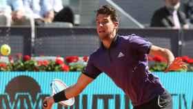 Thiem pasa a semifinales del Mutua Madrid Open